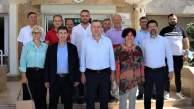 Genel Başkan Yardımcısından FTSO'ya Ziyaret