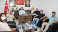 Yiğit Müdürden AK Partili Öztürk'e Ziyaret