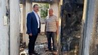 AK Partili Öztürk'ten Geçmiş Olsun Ziyareti