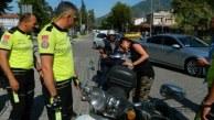 Motosiklet Denetimleri Arttırıldı
