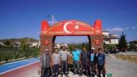 Seydikemer'de 'Cumhuriyet Giriş Kapısı' Tamamlandı