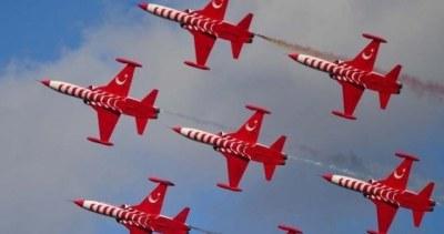 Türk Yıldızları Fethiye Semalarını Süsleyecek