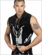 22005-Latex-sleeveless-Denim-style-jacket