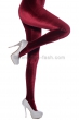 leggings-velvet-burgund