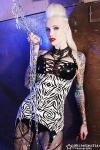 latex-zebra-print-corset-matching-shorts-garter-adjustable-straps
