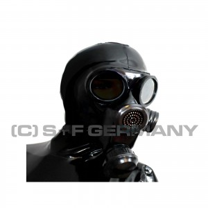 Hooded GP7 Gasmask
