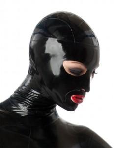 ラバーマスクの例
