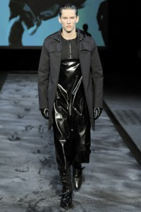 Mugler 2011 men's collection