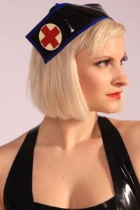 Miss Treatment Nurses Hat