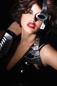 Cyborg Laser Eye Scope