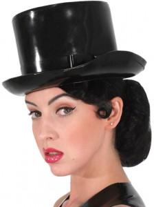 CAP 08 Latex Top Hat