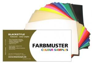 latex color sample