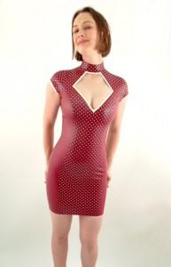 Dotty Diamond Dress