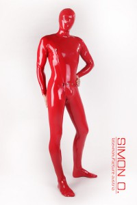 Catsuit with Codepiece
