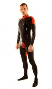 Male Rider Catsuit