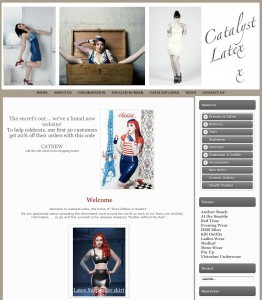 Catalyst Latex New Website