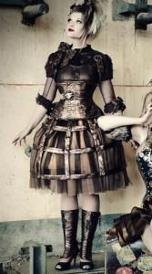 Steam Dress