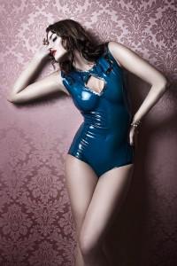 Bodysuit Sue with Nammu trim