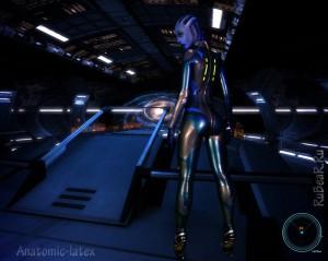 Mass Effect Asari 2