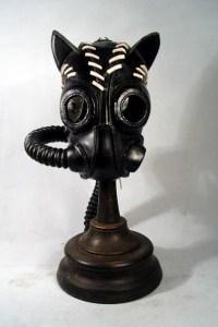 Catwoman Gasmask 2