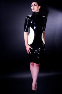 Orca- Latex Dress