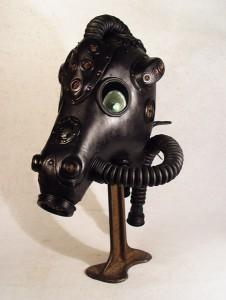 Cyber Horse Gasmask