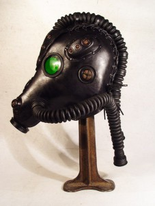 Cyber Horse Gasmask2