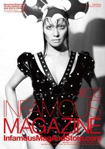 Infamous Magazine 3