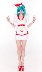 Nurse Costume 3
