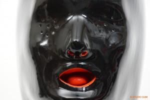 Anatomical Latex Mask 4