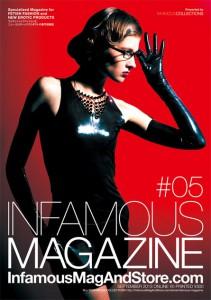 Infamous Magazine 5