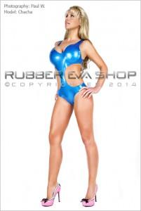 Barbarella Rubber Swimsuit 3