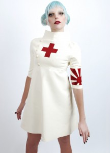Rubber Nurse Dress