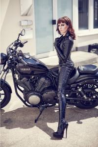 Biker Catsuit 1