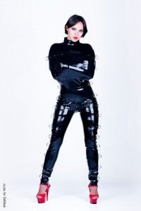 Cover-All Catsuit with reinforcement 1