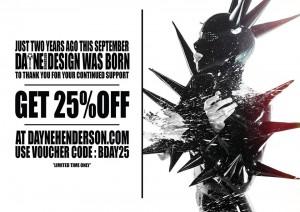 Dayne Henderson Design Sale