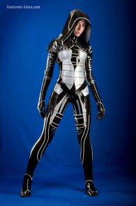 Mass Effect Kasumi