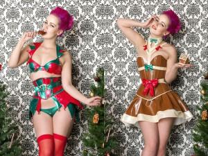 Christmas-PVC-Costume