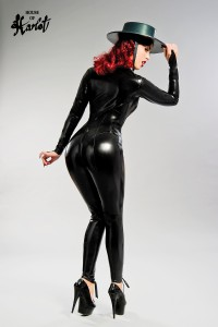 ZORRA Laced Catsuit 2