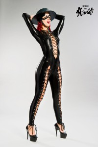 ZORRA Laced Catsuit