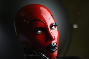 mpics latex mask