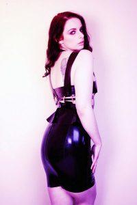 Onyx dress 2