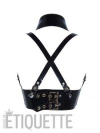SIOUXSIE HARNESS back