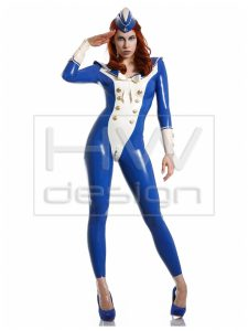 Sailor Catsuit front