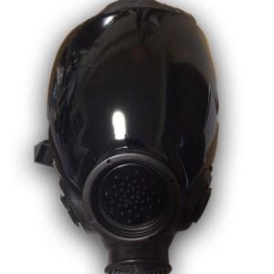 スモーク化したMSA Advantage 1000ガスマスク