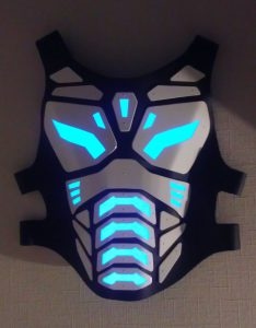 Cyber Torso Armor