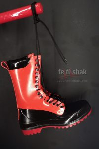 RED SERGEANT RUBBER BOOTS 1