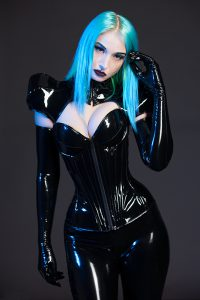 Monarch PVC shrug 1