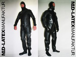 Heavy Rubber Suits