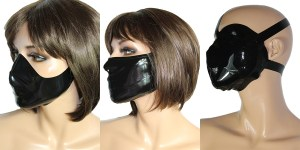 Latex Medical Masks by CL Design Latex